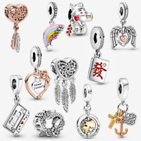 Full Series of 2021 New Arrivals 925 Sterling Silver Pandora Charms NEWAR# SPCL