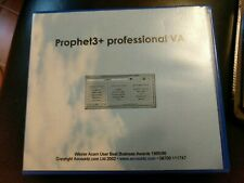 Prophet 3 Accounting Software & Manual for ARM RISC OScomputer ©Apricots Studios