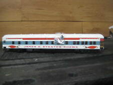 HO JAMES E STRATES SHOWS CIRCUS  OBSERVATION  CAR 49757  IHC *Discounted*
