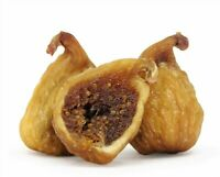 Dried Califonia White Figs by It's Delish, 5 lbs Bulk