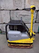 2013 Wacker Reversible Plate Tamper Model Dpu-6555 Great Working Condition