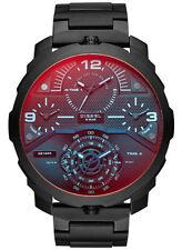 Diesel Men's Machinus Watch Quartz Mineral Crystal DZ7362