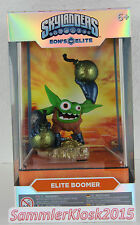 Elite Boomer Skylanders eon's elite Collection personaje-eon Premium Edition
