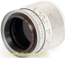 LEICA ZOOAN / 16495 Visoflex I / II fit Focusing Mount for 135mm HEKTOR / ELMAR