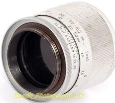 LEICA zooan/16495 Visoflex I/II Fit Focusing Mount pour 135 mm HEKTOR/ELMAR