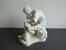 Mundharmonikaspieler Porzellanfigur, Rosenthal Selb, E. Kelling 1936, selten!