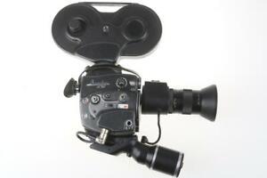 BEAULIEU R16 mit Fujinon 17,5-105mm f/1,8 umd 200feet Kassette - SNr: C109396