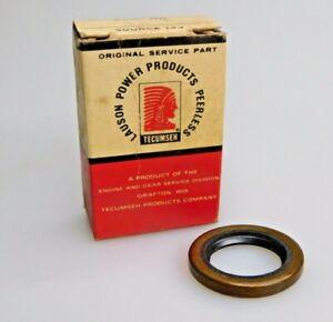 Tecumseh 32600 Oil Seal Genuine NOS OEM Original Service Part One Piece