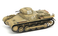 S-Model 1/72 German Pz.kpfw.I Ausf.B Ⅱ25,21th Armored Div.Libya,1941 #CP0065