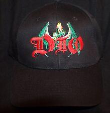 NOS NEW RONNIE JAMES DIO 2002 Tour Concert KILLING THE DRAGON Snapback Hat Cap