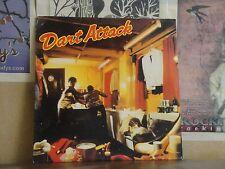 DARTS, DART ATTACK - UK LP MAGL 5030 AUTOGRAPHED