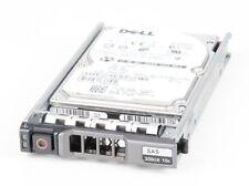 """Dell U709K 300 GB 10K SAS 2.5"""" disco duro de 6 Gbps para Dell R710"""