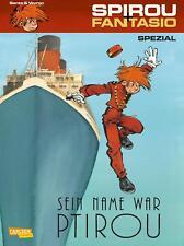 Spirou & Fantasio Spezial 25 - Sein Name war Ptirou - Deutsch - Comic - NEUWARE