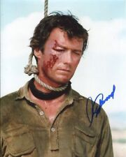 Clint Eastwood In Person Signed Photo - Hang 'em High - D675