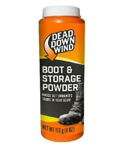 Dead Down Wind Odor Eliminating Boot & Storage Powder 4 Ounce