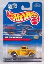 "Hot Wheels 56 Flashsider 3"" Diecast Scale Model Hot Rod Handyman Pickup Truck"