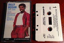 Love Zone by Billy Ocean Cassette