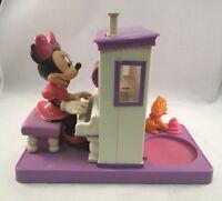 Disney's Minnie Playing Piano Action Gumball Machine