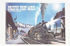 PFM BRASS Pacific Fast Mail 14th Edition 25th Anniversary Catalog Mike Pearsall