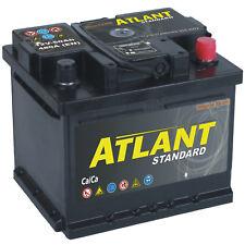 Starterbatterie 50Ah 12V 480A/EN ATLANT TOP ANGEBOT SOFORT & NEU 50 Ah