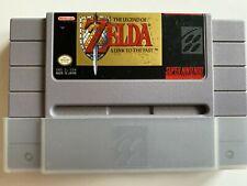 Legend of Zelda: A Link to the Past (Super Nintendo, 1992) SNES NTSC-U/C CART