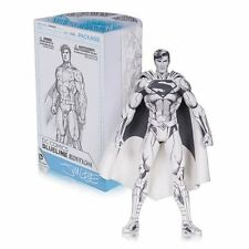 DC Collectibles ~ BLUELINE SUPERMAN ACTION FIGURE (Jim Lee) ~ IN STOCK!