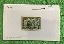 1930 Canada #194 Montreal cancel VLM & FREE GIFT WITH ORDER!