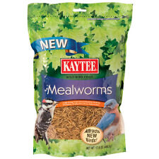Kaytee Mealworms 17.6oz Free Shipping
