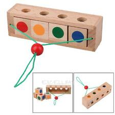 Kong Ming Luban Lock Kids Adult Wooden Crazy Intellectual Puzzle Brain Tease Toy