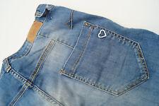 PLEASE Damen Women Jeans Hose Stretch Gr.XS S small stone wash blau TOP
