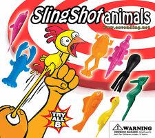250 pcs Vending Machine $0.50/$0.75 Capsule Toys - Sling Shot Animals