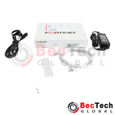 *NEW* Fortinet FortiGate 60E Firewall Appliance 8x5 UTM Bundle P/N: FG-60E-BDL