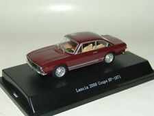 1 LANCIA 2000 COUPE HF 1971 RED AMARANTO 1:43 STARLINE