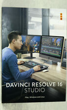 Davinci Resolve Studio 16 (card with product activation key+SD card)