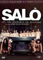 DVD : Salo ou les 120 jours de ... - NEUF