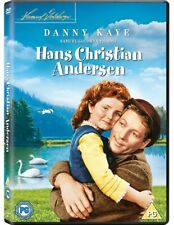 HANS CHRISTIAN ANDERSON DVD DANNY KAYE MOVIE FILM andersen Brand New UK Release