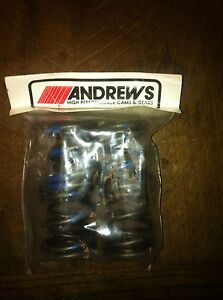 VALVE SPRINGS  ANDREWS FOR SHOVEL HEADS STOCK REPLACEMENT OR HIGH LIFT CAMS  B12