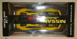 Boley Nissan Silvia S15  Extreme Tuner 1:12 Die Cast Model Drift Car Kentoys