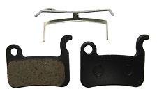 Shimano Deore LX XT XTR Hone Saint organic disc brake pads, 1 pair