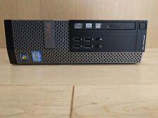 Dell Optiplex 790 desktop computer  Intel Core i3-3240, 4GB Ram