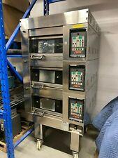 Doyon 1T3 Artisan Triple Deck Oven, Electric