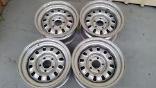 Ford 14x7 GT 12 slot x 4 bare rims ROH big hub Falcon XW XY XA XB XC XD GS HO