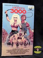 America 3000 VHS TESTED ~ MGM/UA Home Video Release ~ FREE S/H