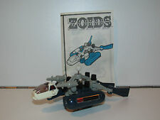 "ZOIDS OER ""AQUADON"" 100% COMPLETE w/ INSTRUCTIONS 1980s TOMY"