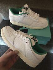 Nike SB x Ben-G Dunk Low OG (White/White-Lucid Green-Sail) UK 10 US 11 lot
