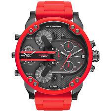 Reloj Cronógrafo Dlesel DZ7370 Mr Daddy Rojo zona Quad (sin Caja)