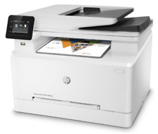 HP LaserJet Pro M281fdw All-in-One Wireless Color Laser Printer - White