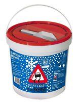 10 kg Glatteisbremse alternatives Streusalz Kalksteingranulat schnelltauend *