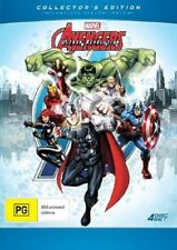 AVENGERS ASSEMBLE - SEASON 3 collectors - DVD - UK Compatible