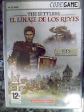 THE SETTLERS El Linaje de los Reyes PC completo Gran estrategia  en castellano.,